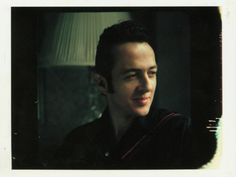PHOTO JOE STRUMMER BOB GRUEN POLAROID