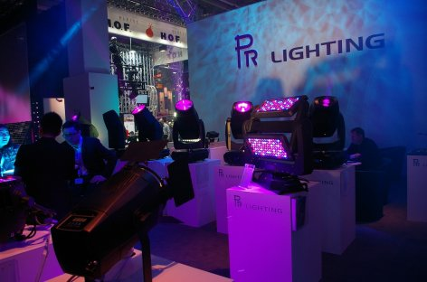 PR Lighting lanza XR 330 BEAM II y XR 250 BEAM II