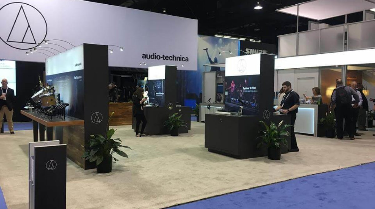 Audio-Technica presenta la unidad de interpretación ATUC-50INT