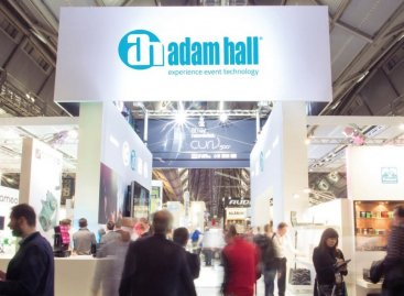 Adam Hall Group presenta sus novedades en Prolight + Sound