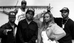 BEFORE N.W.A. YOUNG ICE CUBE SOUNDED LIKE A BEASTIE BOY