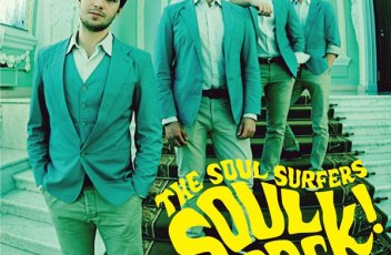 Soul Surfers - Soul Rock LP
