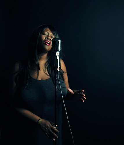 Hire Female Black Jazz Singer In London Solo Vocalist Pianist