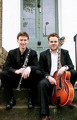 Parker's Jazz Clarinet & Guitar Jazz Duo
