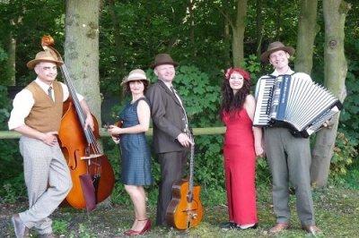 La Fleur Paris French Band