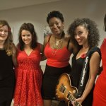 Soul City - All Girl Wedding Party Band