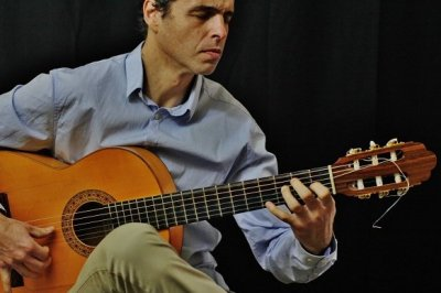 Hire A Flamenco Guitarist In London