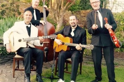 The Champagne Swing Jazz Band