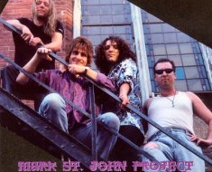 Mark St. John project and Phil Naro