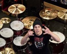 Tyler Reiner Caym drummer