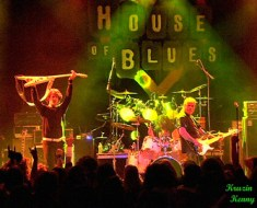 MX Machine house of blues