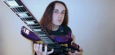 Daniele Liverani guitar