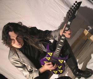 Daniele Liverani guitarist