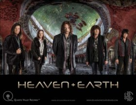 Heaven and Earth promo photo
