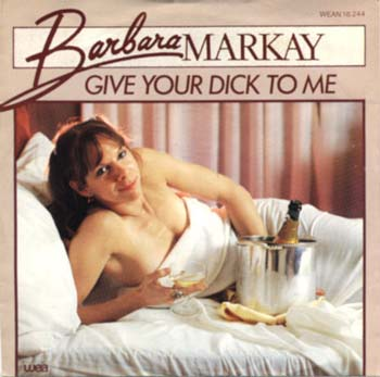 barbara markay give you dick to me
