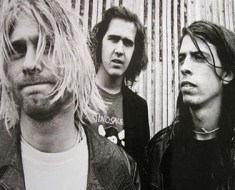 Nirvana group photo 1992