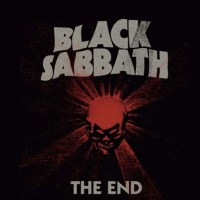Black Sabbath The End CD with Previously Unreleased songs from 13