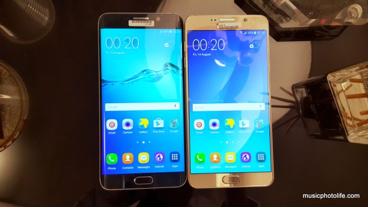 Samsung Galaxy Note 5 S6edge+