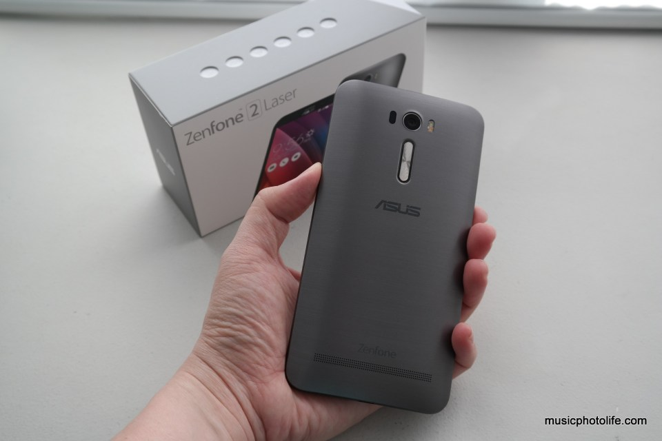 Zenfone 2 Laser ZE601KL review by musicphotolife.com