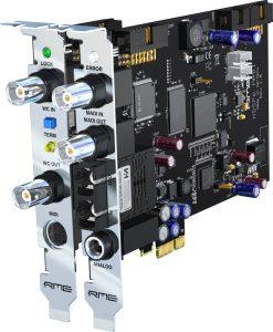 RME HDSPe MADI Card