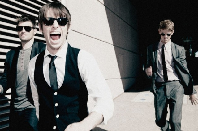 Foster the People - band picture - 2010