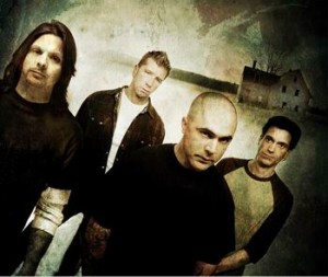 Staind - band picture - 2011
