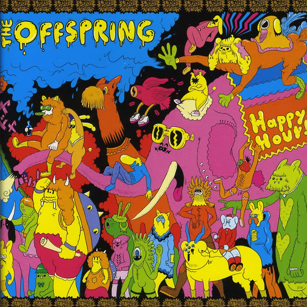 the-offspring-happy-hour-album-cover