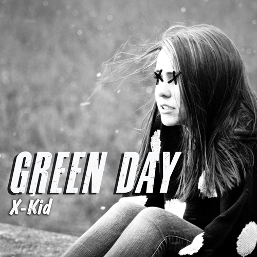 green-day-x-kid-single-cover