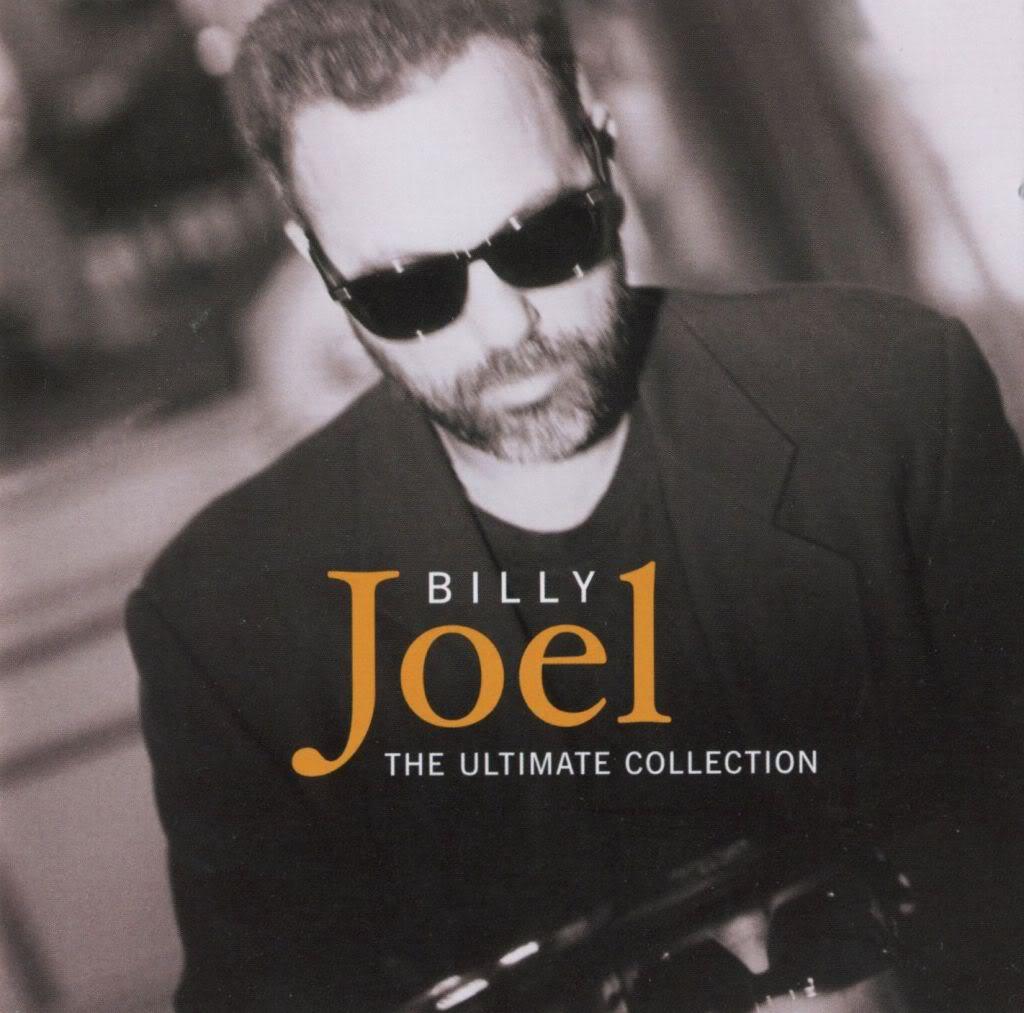 Fullsize Of Billy Joel Album Covers