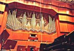 Die Schuke-Konzertorgel im Großen Saal der Alten Oper Frankfurt/Main