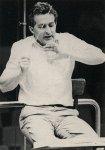 Klee, Bernhard bei der Probe GMD in Düsseldorf vopn 1977 bis 1987