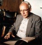 Prof. Hartmut Schmidt Hochverehrter Chordirektor des Musikvereins von 1960 bis 1990