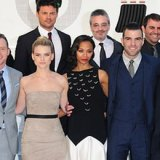 star trek into darkness cast