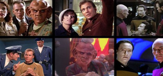 timetravel episodes star trek