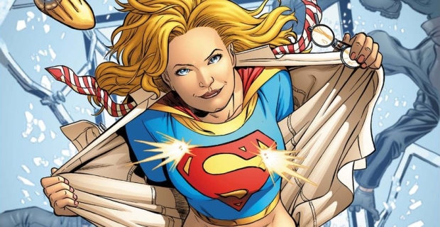 Supergirl TV Show Feminist Crime Solver Supergirl TV Show Will Be a Feminist Crime Solver