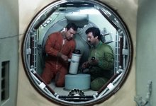 Afghanistan's first spaceman returns home