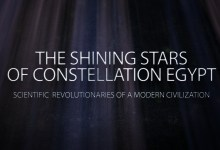 The Shining Stars of Constellation Egypt