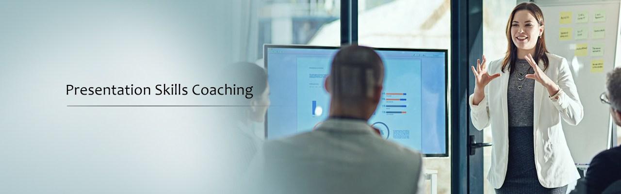 Presentation Skills Coaching