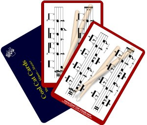 Cool Cat Music Flash Cards