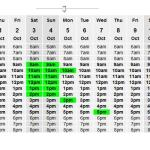 Quite Possibly, The FASTEST Way To Set Up A Meeting Time For Busy People