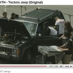 Amazing YouTube Music Video Series #10 -Julian Smith, Techno Jeep