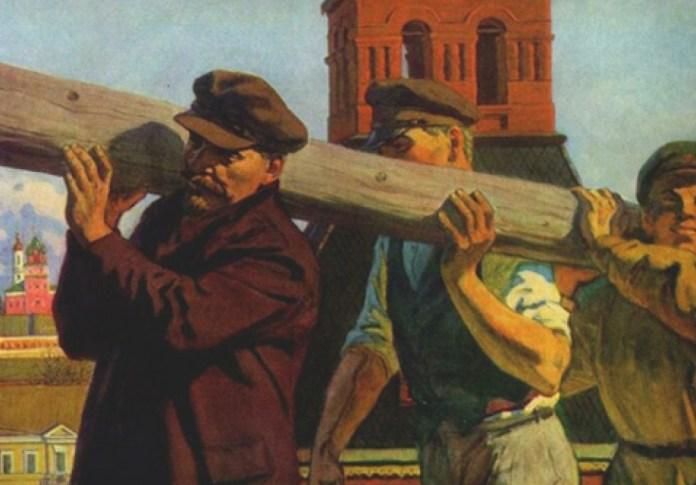Картина Виктора Иванова