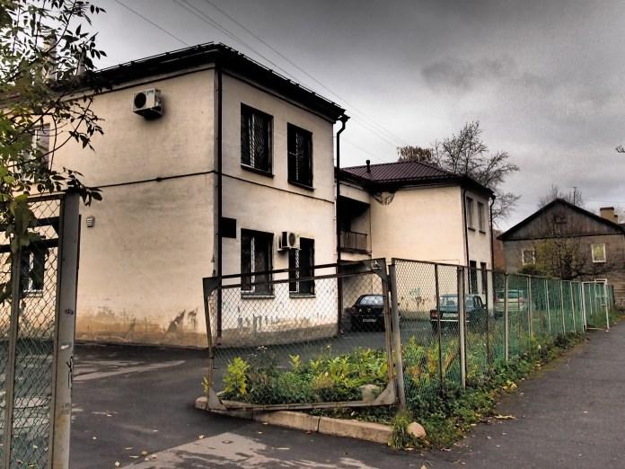 Центр по профилактике и борьбе со СПИД. Фото: Валерий Поташов