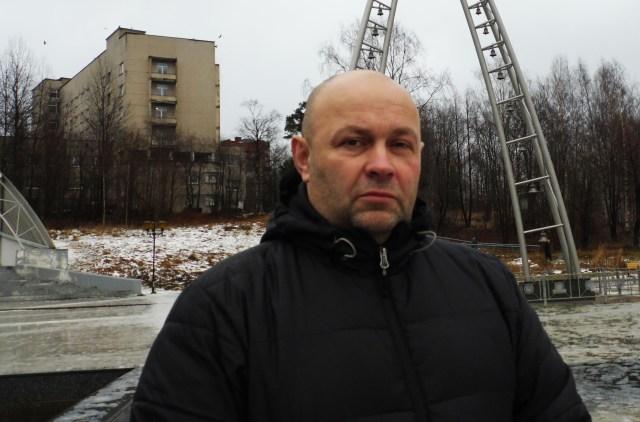 Иван Максимов. Фото: Алексей Владимиров