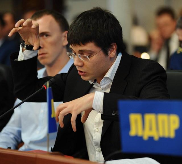 Сергей Пирожников. Фото: Губернiя Daily