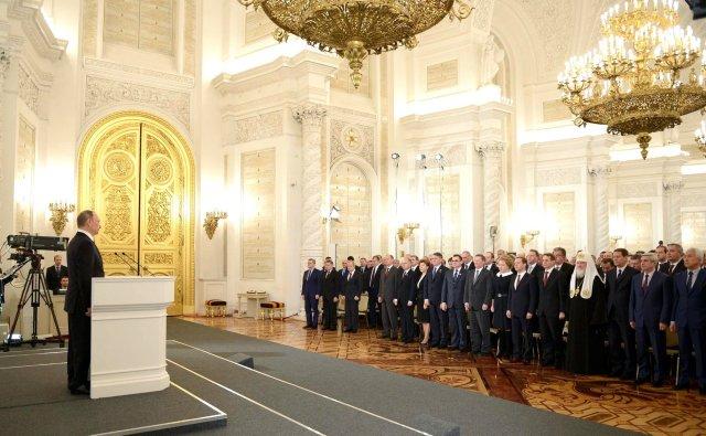 Западные санкции были направлены на подрыв российского самодержавия? Фото: президент.рф