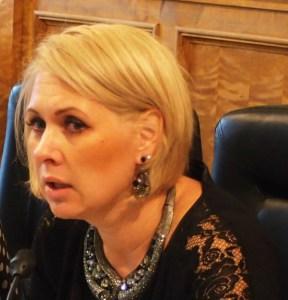 Анна Позднякова. Фото: Валерий Поташов