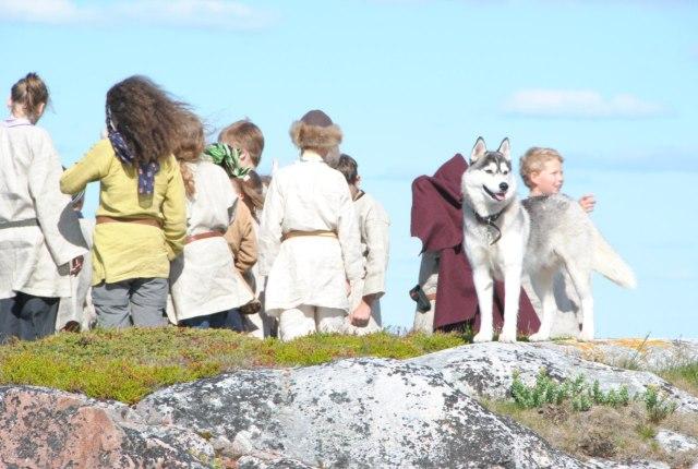 Участники лагеря на Белом море на его деятельность никому не жаловались. Фото: vk.com