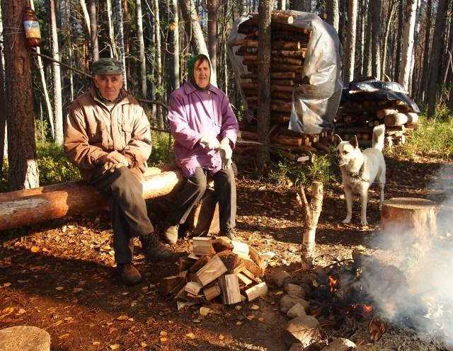 Супруги Дийковы. Фото: Валерий Поташов