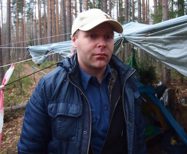 Предприниматель Виталий Флеганов. Фото: Валерий Поташов